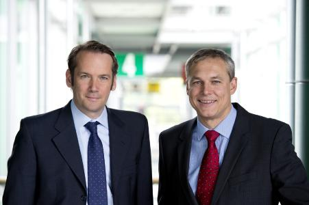 Valentin Kahl and Roman Zantl