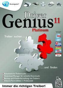 Nomniert für die Software des Jahres:  Driver Genius Professional