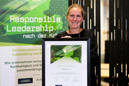 Schneider Electric: Auszeichnung für exzellente Nachhaltigkeit