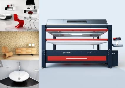 C40 mit Muster, Bild: Columbus GmbH