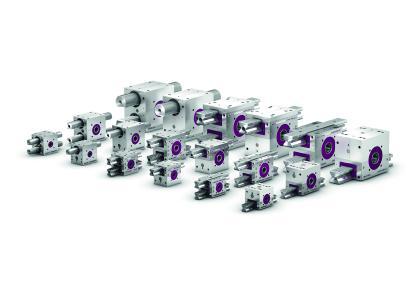 Mit den lifgo- und leanSL-Zahnstangengetrieben von LEANTECHNIK lassen sich zahlreiche Positioniersysteme schnell und einfach realisieren