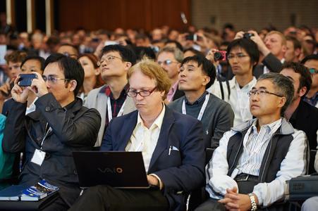 EU PVSEC 2014 Audience