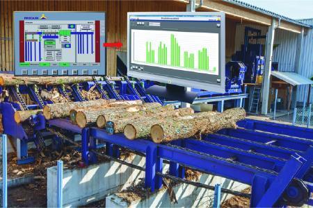 Prodaisi® von Provitec steuert die Holzproduktion bei Häberlein vollautomatisch
