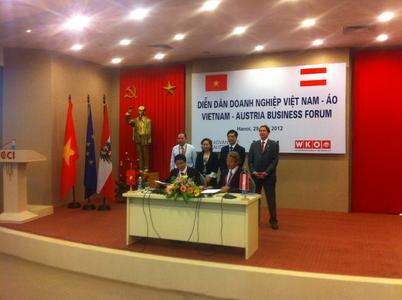 Wirtschaftsdelegationsbesuch Vietnam