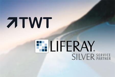 TWT Interactive ist Liferay Silver Service Partner