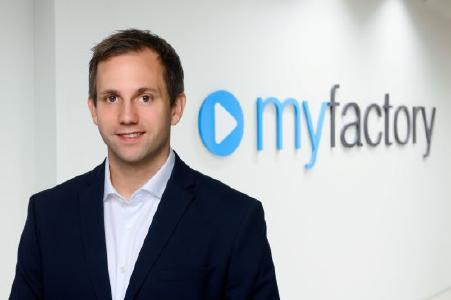 Timo Bärenklau ist Leiter Vertrieb bei myfactory International. (Quelle: myfactory)