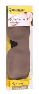 Die neue Schlafmaske 3D von OHROPAX