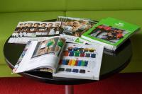 Kittelberger unterstützt ERIMA bei der Katalogproduktion