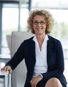 Michaela Ott, Produktmanagerin bei der Aucotec AG