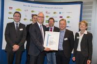 Award-winning success for the company and the environment