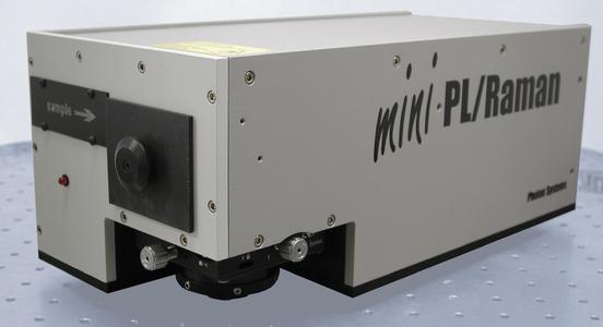 SPMArray: Wide Bandgap MiniPL/Raman Spectrometer