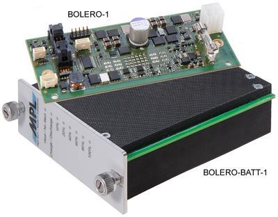 BOLERO USV System für den erweiterten Temperaturbereich