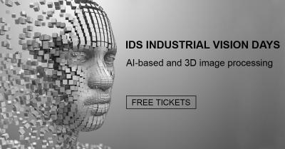 Registration for IDS UK Industrial Vision Days now open