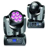 Unlimited mobility at the speed of light - the AuroBeam 150 Unlimited Moving Head from Cameo