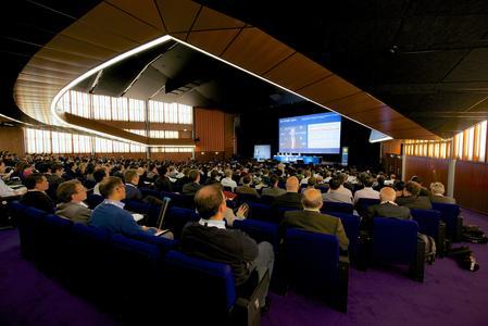 EU PVSEC 2014 Main Auditorium