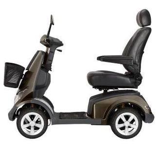 carvo – ein Scooter für maximal souveränes Fahren