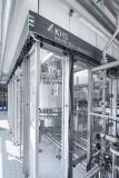 A&M Rare's carbonated water is bottled on a KHS Innofill Glass Micro DPG filler. (Source: KHS Group)