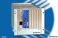 Kontron's first cost-optimized industrial MicroTCA integrated Platform