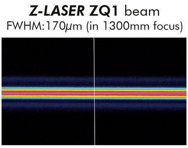 ZQ1 beam profile 1300mm