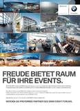 Das BMW Event Forum