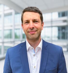 Sebastian Hegner, Geschäftsführer Allgeier IT Solutions.