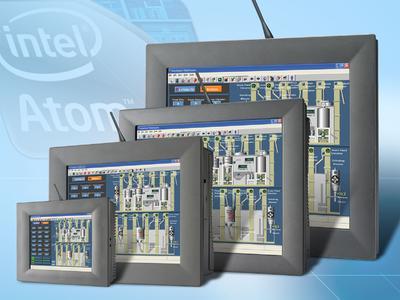 Automation Control Panels von Advantech