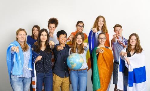 MRN Gruppenfoto Junge Botschafter 2017