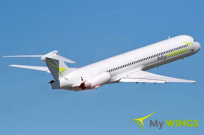 My WINGS: Neues Airline-Angebot am Bodensee-Airport
