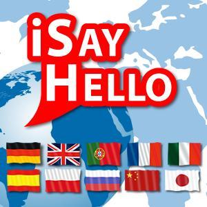 iSayHello Reisewörterbücher für iPhone, iPod Touch und Android Smartphones
