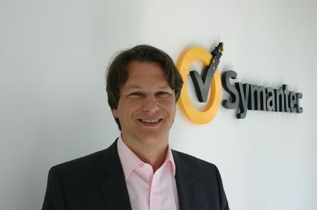 Bild Max Galland, Senior Manager SMB Sales EMEA Central Region bei Symantec