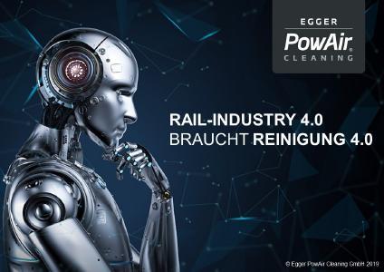 Industrie 4.0 braucht Industrieanlagenreinigung 4.0