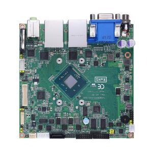 Axiomtek's NANO840 Intel® Atom™ Processor E3845/E3827 (Bay Trail) Nano-ITX Motherboard with LVDS/VGA/HDMI, Dual LANs and Audio