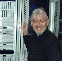Gerhard Joch, IT- und Workflow-Leiter der NUREG GmbH (Foto: NUREG GmbH)