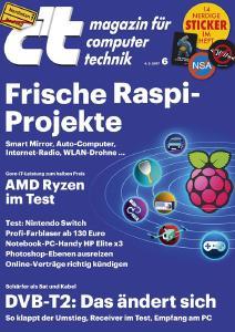 Basteln mit der c't: Clevere Projekte für den Raspberry Pi