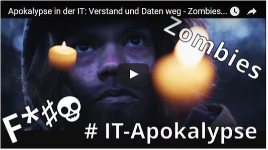 Videovorschau: Apokalypse in der IT