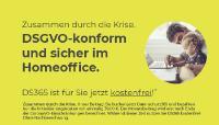 DSGVO-konform und sicher im Homeoffice mit Datenschutz365