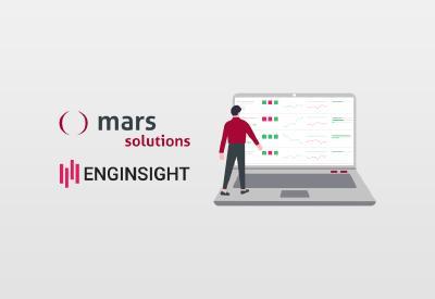 Partnerschaft zwischen mars solutions und Enginsight