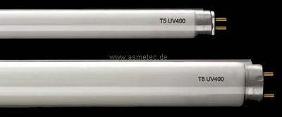 METOLIGHT UV-400 Filterröhre, glasklar