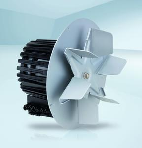 Saugzuggebläse der neuen Generation mit energieeffizienter EC-Technologie