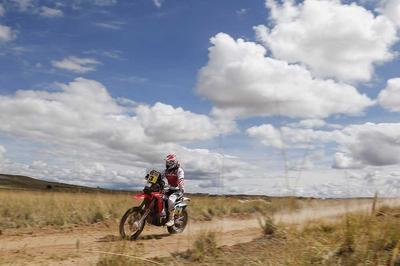 Joan Barreda gewinnt seine dritte Dakar Etappe 2014