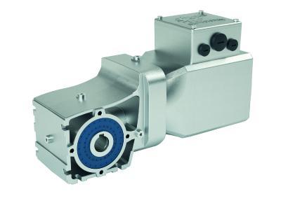 Der neue IE5+ Motor von NORD bietet eine hohe Leistungsdichte und kommt zuerst in einer Baugröße für Leistungsbereiche von 0,25 bis 1,1 kW auf den Markt