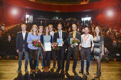 Rapid.Tech - STUDENT DESIGN & ENGINEERING AWARD for Rapid Manufacturing (10./11. Juni 2015, Messe Erfurt)
