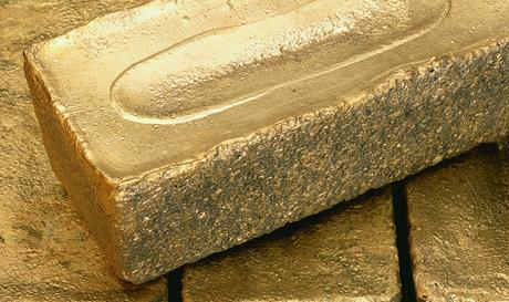 Goldbarren / Foto: Barrick Gold