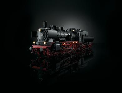 Die Dampflokomotive der Baureihe 38 (preußische P8) ist eine Legende der europäischen Eisenbahngeschichte