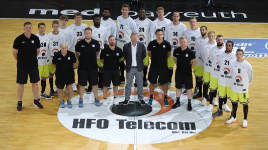 HFO Telecom und medi bayreuth setzen Kooperation fort
