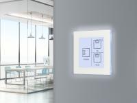 Werden Räume umgenutzt, kann der Taster einfach angepasst werden