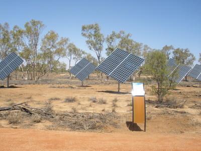 KYOCERA Solarmodule sind ertragreichste kristalline Module im Testzentrum Desert Knowledge Australia