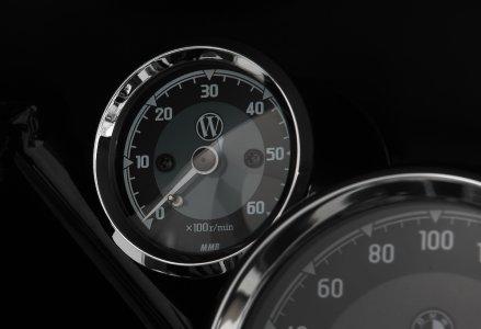 Der Wunderlich Drehzahlmesser für die BMW R 18-Modelle