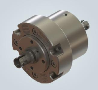 This year's focus will be on the new fibre-optic rotary transmitter with bidirectional data transmission