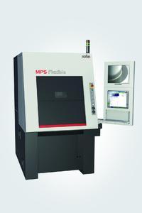 Die MPS-Familie – jedes Modell für spezifische Laser-Anforderungen konfiguriert